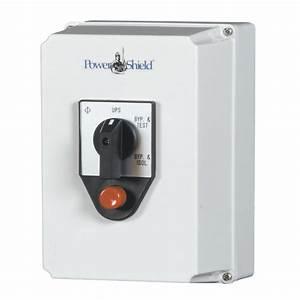 External Maintenance Bypass Switch For 10k 3  1
