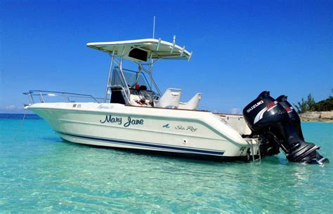 Fishing Boat Excursions by Bahama Boat Excursions Nassau Fishing Guides Charters