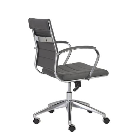 axel low back office chair with armrests office chairs