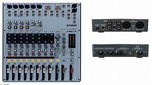 How To Hook Up A Mixing Board With Your Computer