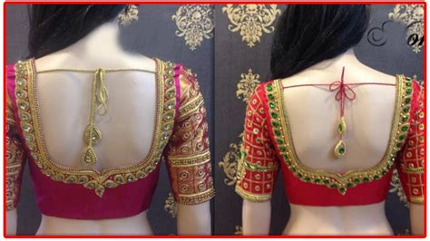 new blouse designs 2017 50 above bridal blouse back neck designs today fashion