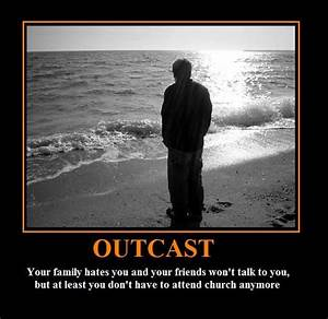 social outcast Quotes