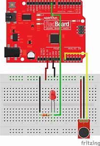 Electret Mic Breakout Board Hookup Guide