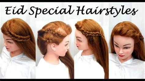 hairstyles  eid long  short hair youtube