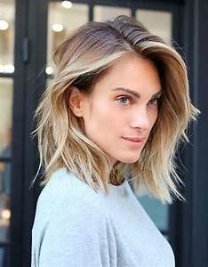 Balayage Cheveux Frisés : balayage blond cendr cheveux court ~ Farleysfitness.com Idées de Décoration