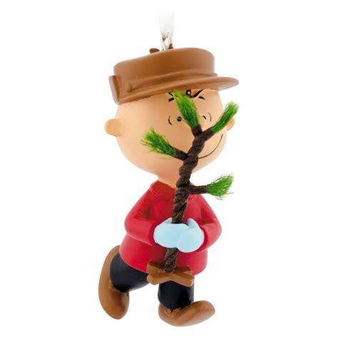 hallmark peanuts christmas ornaments shop collectibles