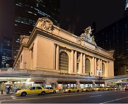 Station Central Grand Penn Outside Night Sucks