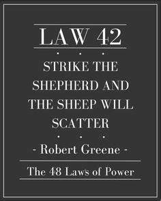 39 Best 48 laws of power quotes images   Frases, Quote ...