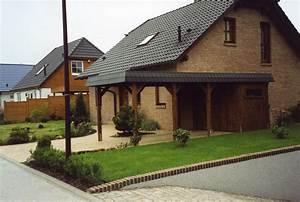 Haus Mit Doppelcarport : carports holzcarports stahlcarports einzelcarport ~ Articles-book.com Haus und Dekorationen