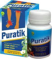 kapsul puratik herbal rematik jual obat herbal asam urat