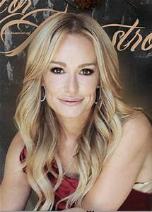 Taylor Armstrong becomes the face of Davi Skin Care ...