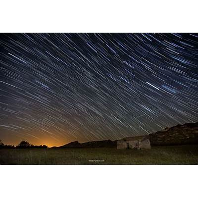 Night Photography Complete Star Trails Tutorial