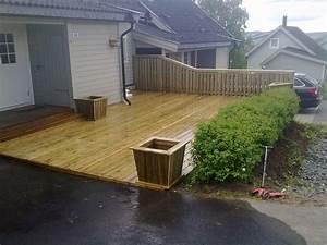 terrasse platting og levegg kutub With terrasse