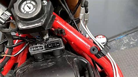 Ducati Hypermotard Modification ducati hypermotard evo sp 939 air box modification part 2
