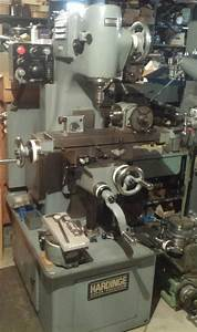 Hardinge Lathe  U0026 Mill Parts  U0026 New Manuals Hlv  Hc  Hct  Hc