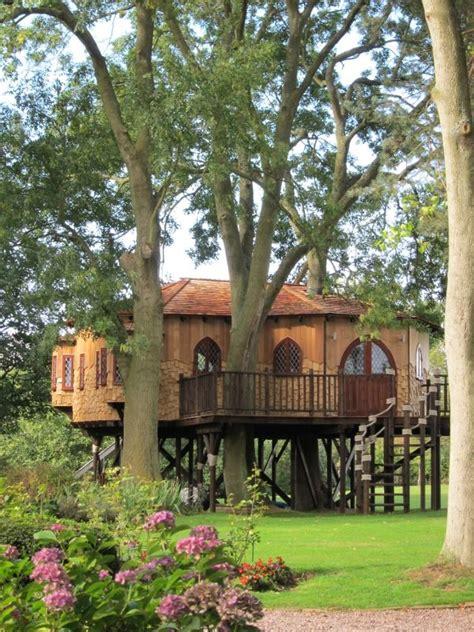 Luxury Treehouse  Tree Houses  Pinterest  Trees, A Tree