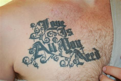 Tattoos With Meaning Of Strength Tattoos meaning strength