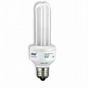 Ampoule Led E27 12v : ampoule fluocompacte dc 12v 11w e27 sur le site internet ~ Edinachiropracticcenter.com Idées de Décoration