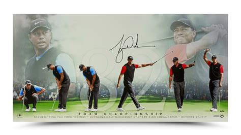 Why Tiger Woods memorabilia has been booming recently