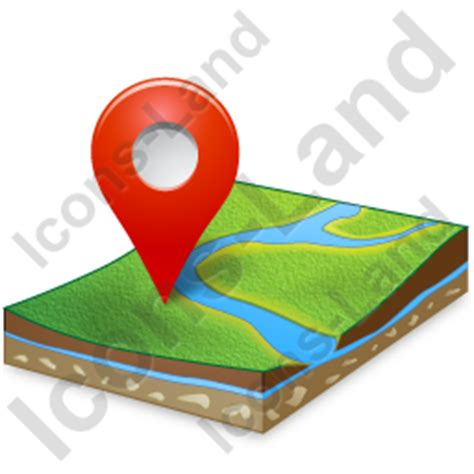 icon land layer crust pin icon png ico icons 256x256 128x128