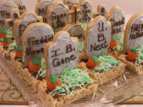 Halloween Party Food Craft