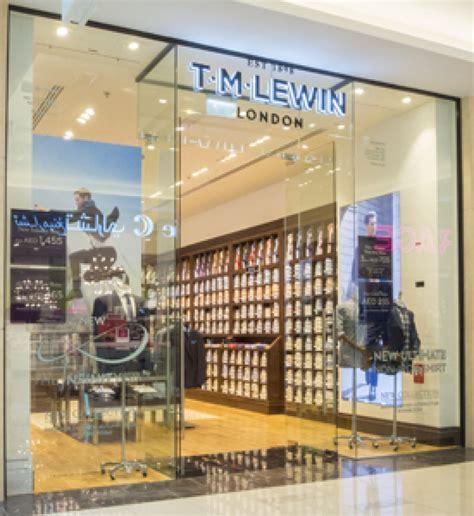 tmlewin dubai shopping guide