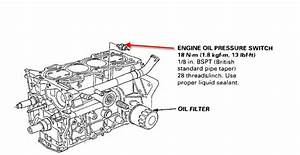 1994 Honda Accord Oil Sensor Location  U2022 Poklat Com