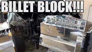 The New Cummins Billet Block Is Here     Fleece