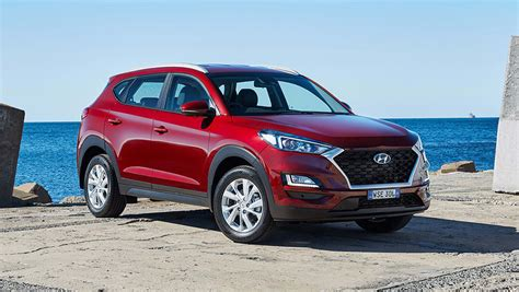hyundai tucson active   review snapshot carsguide