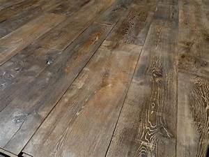 carbone plancher vieilli parquet chene reedition bois neuf With parquet chene massif vieilli