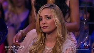 Ben Confronts Leah - The Bachelor Women Tell All - YouTube
