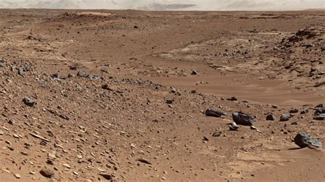 Water On Mars Curiosity Rover