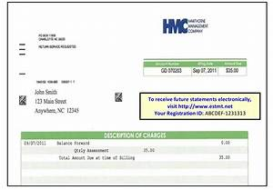 hoa dues letter template baskanidaico With hoa invoice template