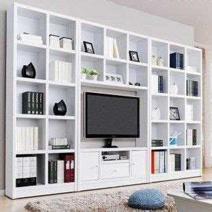 Billy Bookcase Tv Stand by Tv Cabinet Combination Bookcase Lcd Brief Tv Wall Wine
