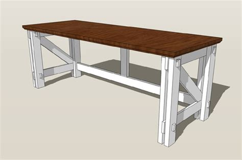 woodwork homemade office desk plans  plans