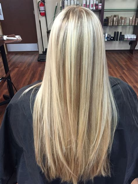 Foils Hairstyles by Foil Balayage Hair By Luxsalontacoma