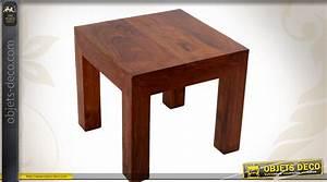 Petite Table Basse : table basse style indus et r tro en forme de valise ancienne ~ Teatrodelosmanantiales.com Idées de Décoration