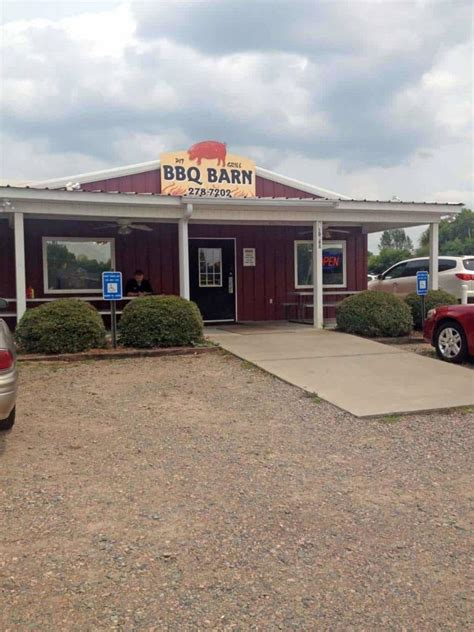 Barbecue Barn Augusta Sc by Review Of The Bbq Barn In N Augusta Sc