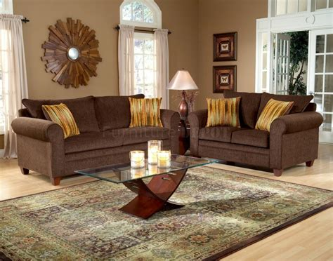 sofa ideas for small living rooms chocolate brown sofa decorating ideas