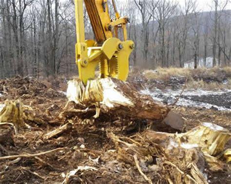 stump splitter ransome equipment sales