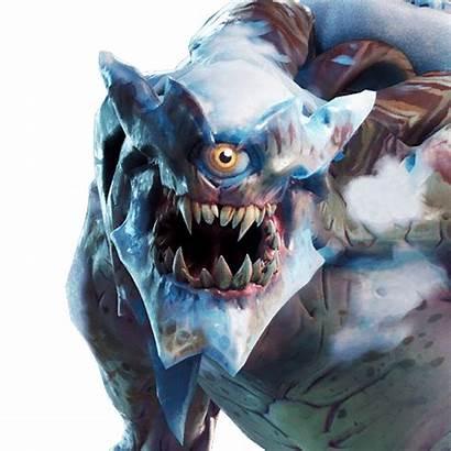 Fortnite Skin Polar Devourer Monster Frozen Pack