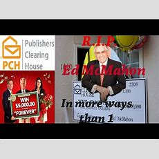*new* Mandela Effect Ed Mcmahon Was Never Associated With Publisher's Clearing House!?!? Youtube