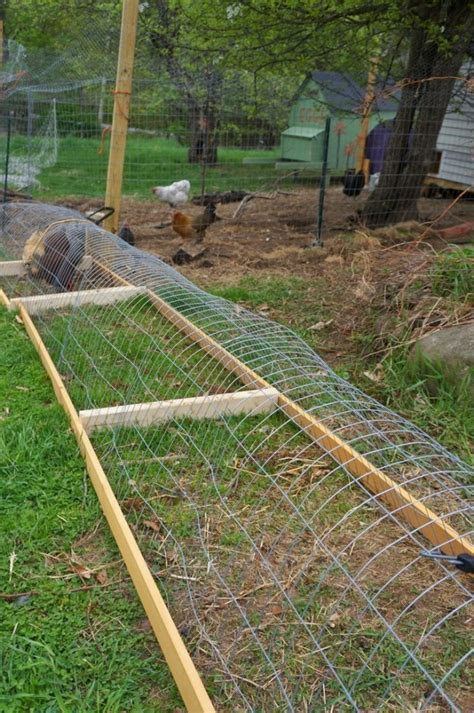 How To Build Your Own Kitchen Island Diy Chicken Tunnel Icreatived