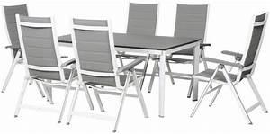Sessel Sitzhöhe 60 Cm : mwh gartenm belset futosa 7tlg 6 sessel tisch 160x95 ~ A.2002-acura-tl-radio.info Haus und Dekorationen