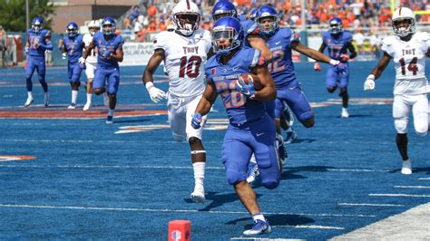 virginia football  boise state time tv schedule game