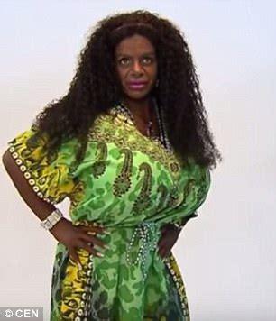 martina big dark martina big claims her hair is now 39 naturally african