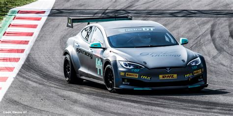 Tesla Racing Series by Tesla Racing Series Taking Up Speed Electrive
