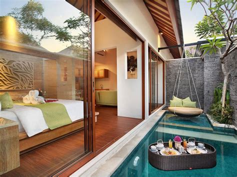 small 2 bedroom house plans 14 affordable luxury honeymoon villas in bali for a