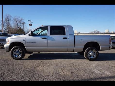 Diesel Dodge Ram 2500 Mega Cab For Sale Used Cars On