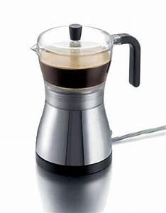 Espressokocher Edelstahl Elektrisch : bodum mocca elektr espressokocher ~ Watch28wear.com Haus und Dekorationen